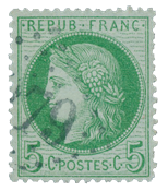 France 1871 - YT 53 - Cancelled