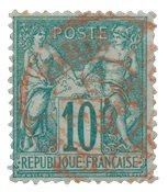 France 1876 - YT 65 - Oblitéré