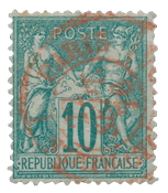 France 1876 - YT 65 - Cancelled