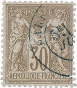 France 1876 - YT 69 - Oblitéré