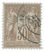 France 1876 - YT 69 - Cancelled