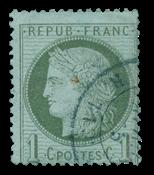 France 1871 - YT 50 - Oblitéré
