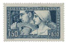 France 1928 - YT 252 - Neuf avec charnière