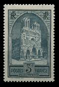 France 1929 - YT 259 II - Neuf avec charnière