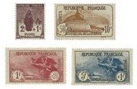 France 1926 - YT 229-32 - Neuf avec charnière