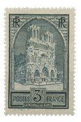 France 1929 - YT 259 - Neuf avec charnière