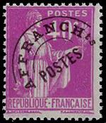 Frankrig - Forudannulleret Y&T 70
