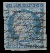 France 1849 - YT 4 - Oblitéré