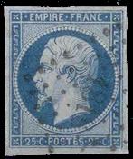Frankrig - YT 15 - Stemplet
