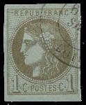France - YT 39 - Oblitéré