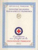 France 1953 - YT BC2002 - Carnet neuf