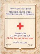France 1954 - YT BC2003 - Carnet neuf