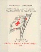 Frankrig - Røde Kors - YT 2004 - Postfrisk hæfte