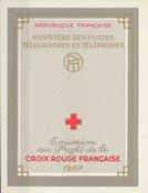 France 1957 - YT BC2006 - Carnet neuf