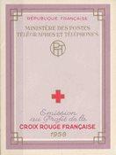 France 1958 - YT BC2007 - Carnet neuf