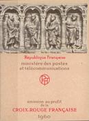 Frankrig - Røde Kors postfrisk 1960 Y&T 2009