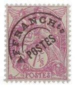 France - YT PO42 - Préoblitéré