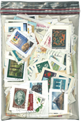 Iceland- Kiloware / Stamp mixture - Letter cuttings - 3.5 oz (100 g)