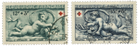 France 1952 - YT 937/38 - Cancelled