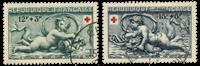 Frankrig 1952 - YT 937/38 - Stemplet