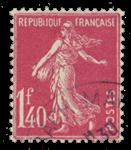 France 1924 - YT 196 - Cancelled