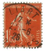 France 1924 - YT 195 - Cancelled