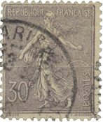 Frankrig 1903 -  YT 133 - Stemplet