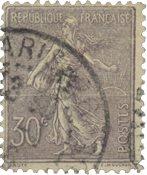 France 1903 - YT 133 - Oblitéré