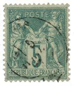 France 1876 - YT 64 - Oblitéré