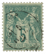 France 1876 - YT 64 - Cancelled