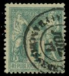 France 1876 - YT 63 - Oblitéré