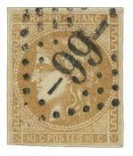 France 1870 - YT 43 - Oblitéré