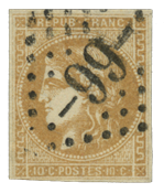 France 1870 - YT 43 - Cancelled
