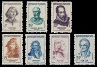 France 1957 - YT 1132-38 - Neuf