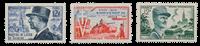 Frankrig 1954 - YT 982/84 - Postfrisk