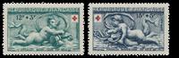 Frankrig 1952 - YT 937/38 - Postfrisk