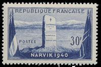 France 1952 - YT 922 - Neuf