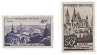 France 1951 - YT 916/17 - Mint