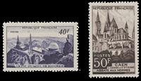 France 1951 - YT 916-17 - Neuf
