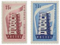 France 1956 - YT 1076-77 - Neuf