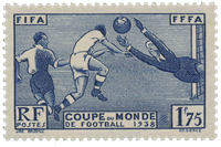 France 1938 - YT 396 - Neuf