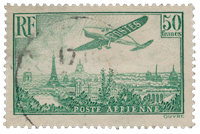 France 1936 - YT A14 - Cancelled