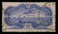 France 1936 - YT A15 - Oblitéré