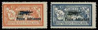 France 1927 - YTA 1-2 - Neuf avec charnière