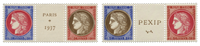 France 1937 - YT 348-51 - Mint
