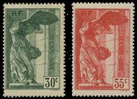 France 1937 - YT 354-55 - Neuf
