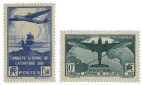 France 1936 - YT 320-21 - Neuf avec charnière