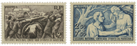 France 1941 - YT 497-98 - Neuf