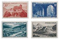 Frankrig - YT 841-43 - Postfrisk