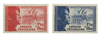 Frankrig - YT 565-66 - Postfrisk